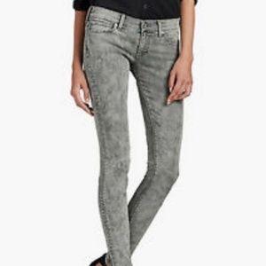 Lucky Brand Charlie slim gray jeans size 29